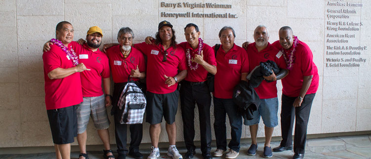 Study to Improve Colon Cancer Screening and Prevention for Native Hawaiian Men